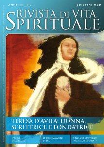 Copertina di 'Teresa d'Avila: donna, scrittrice e fondatrice'