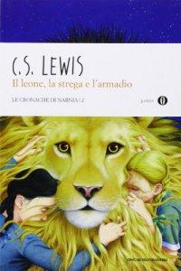 Copertina di 'Il leone, la strega e l'armadio. Le cronache di Narnia vol.2'