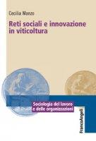 Reti sociali e innovazione in viticoltura - Manzo Cecilia