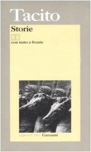 Copertina di 'Storie. Testo latino a fronte'