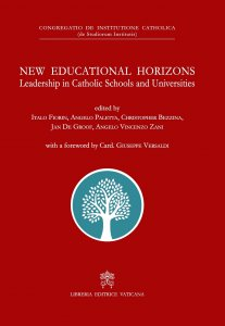 Copertina di 'New educational horizons'