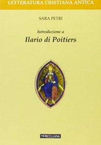 Copertina di 'Introduzione a Ilario di Poitiers'