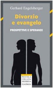 Copertina di 'Divorzio e evangelo'