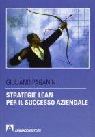 Strategie lean per il successo aziendale - Paganin Giuliano