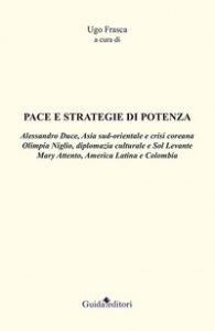 Copertina di 'Pace e strategie di potenza'