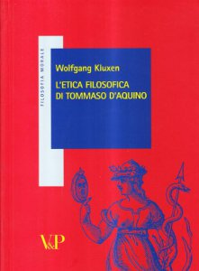 Copertina di 'L'etica filosofica di Tommaso d'Aquino'