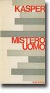 Copertina di 'Mistero uomo'