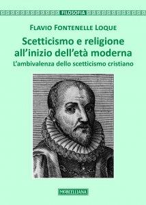 Copertina di 'Scetticismo e religione all'inizio dell'età moderna'