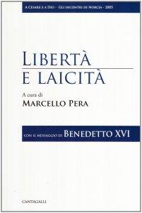 Copertina di 'Libertà e laicità'