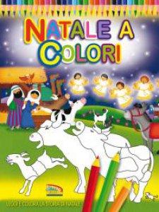 Copertina di 'Natale a colori'