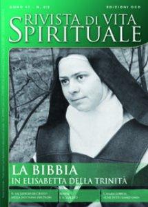 Copertina di 'Rivista di Vita Spirituale n. 4-5/2013'