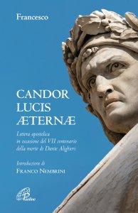 Copertina di 'Candor Lucis aeterne'