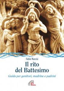 Copertina di 'Il rito del battesimo'