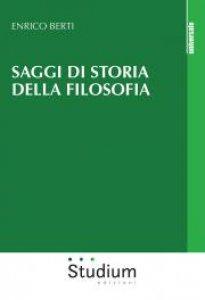 Copertina di 'Saggi di storia della filosofia'