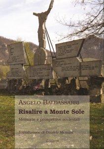 Copertina di 'Risalire a Monte Sole'