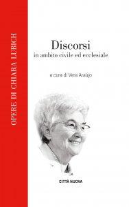 Copertina di 'Discorsi in ambito civile ed ecclesiale'