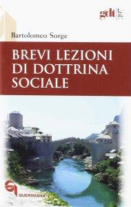 Copertina di 'Brevi lezioni di dottrina sociale'