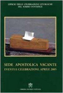 Copertina di 'Sede Apostolica Vacante'