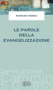 Copertina di 'Le parole della evangelizzazione'