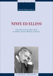 Copertina di 'Ninfe ed ellissi'