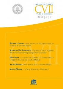Copertina di 'Mons. Pietro Rossano: cultura e dialogo'