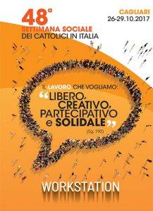 Copertina di 'Atti interattivi della 48ª settimana sociale dei cattolici (Cagliari  26-29 Ottobre 2017)'