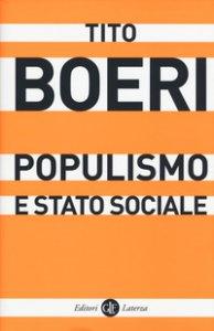 Copertina di 'Populismo e stato sociale'