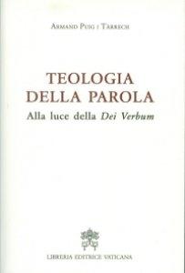 Copertina di 'Teologia della Parola'
