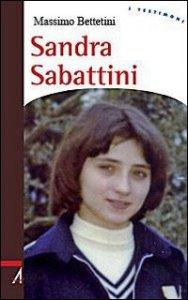 Copertina di 'Sandra Sabattini'