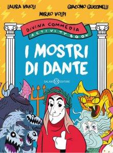 Copertina di 'I mostri di Dante. Divina Commedia activity book'