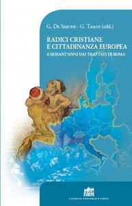 Copertina di 'Radici cristiane e cittadinanza europea'