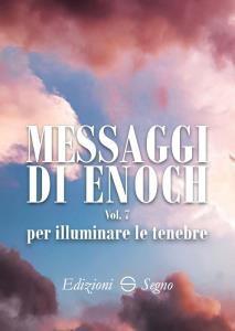 Copertina di 'Messaggi di Enoch. Volume 7'