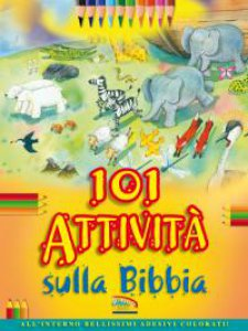 Copertina di '101 attività sulla Bibbia'