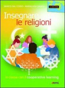 Copertina di 'Insegnare le religioni'