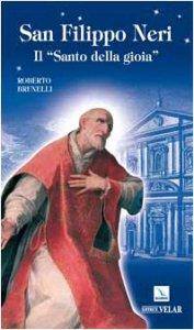 Copertina di 'San Filippo Neri. Il Santo della gioia'