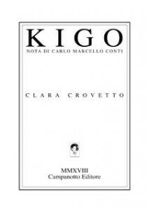 Copertina di 'Kigo'
