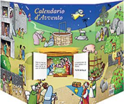 Copertina di 'Calendario d'Avvento'