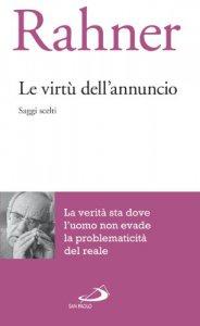 Copertina di 'Le virtù dell'annuncio'