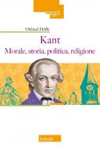 Copertina di 'Kant. Morale, storia, politica, religione'