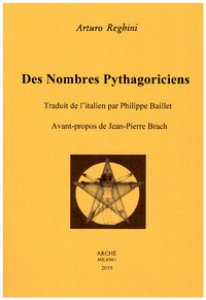 Copertina di 'Des nombres pythagoriciens'