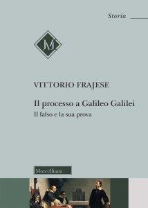 Copertina di 'Il processo a Galileo Galilei'