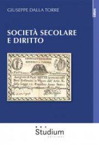 Copertina di 'Società secolare e diritto'