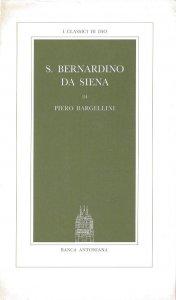 Copertina di 'S. Bernardino da Siena'