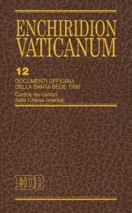 Copertina di 'Enchiridion Vaticanum. 12'