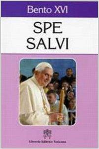 "Copertina di 'Spe Salvi"" - Lingua spaghola'"