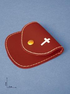 Copertina di 'Portarosario rosso'