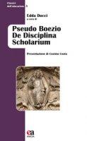 Pseudo Boezio De disciplina scholarium