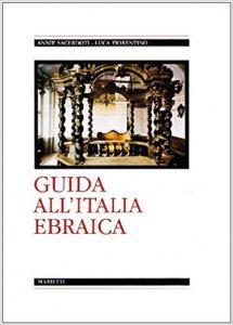 Copertina di 'Guida all'Italia ebraica'