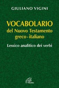 Copertina di 'Vocabolario del nuovo testamento greco-italiano'