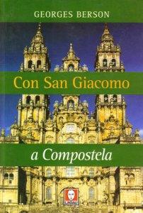 Copertina di 'Con San Giacomo a Compostela'